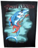 Great White - 'Shark' Giant Backpatch